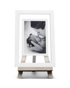 Baby Portrait Studio sur chevalet